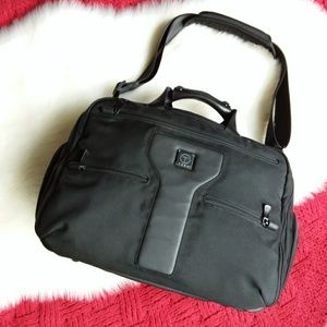 Tumi | Black Nylon Business Bag